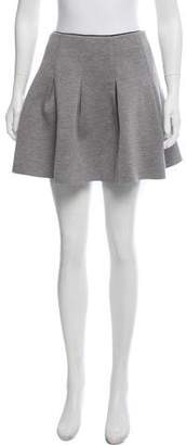 Alexander Wang Pleated Mini Skirt