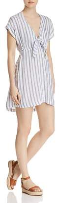 Rails Charlotte Tie Detail Striped Dress