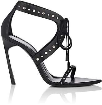 Saint Laurent Women's Talitha Leather Sandals