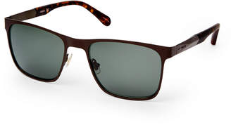 Fossil Terrell Rectangle Sunglasses