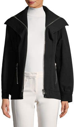 Derek Lam 10 Crosby Derek Lam Zip-Up Raglan Jacket