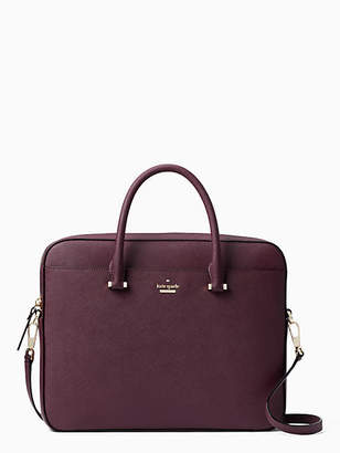 "Kate Spade 13"" Saffiano Laptop Bag"