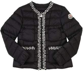 Moncler Hiva Nylon Down Jacket