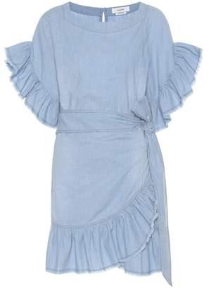 Etoile Isabel Marant Isabel Marant, Étoile Lelicia chambray dress