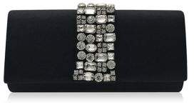 Adrianna Papell Keren Embellished Convertible Clutch