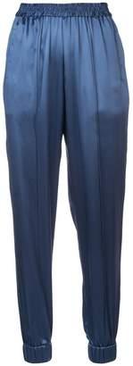 Fleur Du Mal elasticated trousers