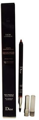 Christian Dior Contour Lip Liner Pencil # 223 Lumiere for Women, 0.04 Ounce