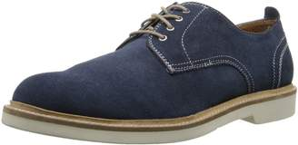 Florsheim Men's Bucktown Plain Toe Oxford, Suede