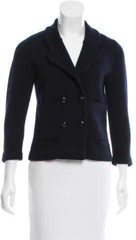 3.1 Phillip Lim 3.1 Phillip Lim Double-Breasted Wool Blazer