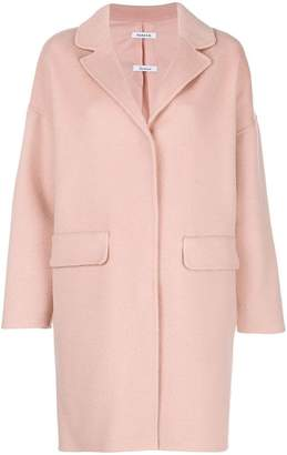 P.A.R.O.S.H. loose cropped coat