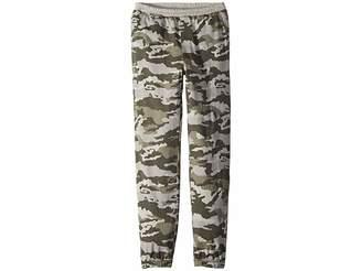 Chaser Kids Soft Cotton Camo Print Lounge Pants w/ Pockets (Big Kids)
