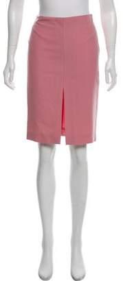 Gucci Wool Knee-Length Skirt