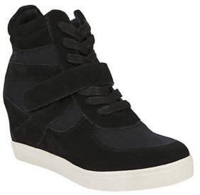 Steve Madden Olympiaa High-Top Sneaker Wedges