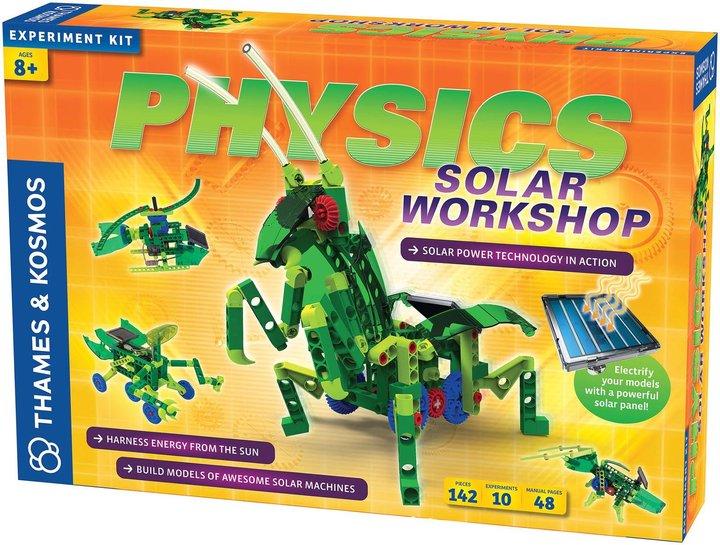 Thames & Kosmos Physics Solar Workshop (V 2.0)