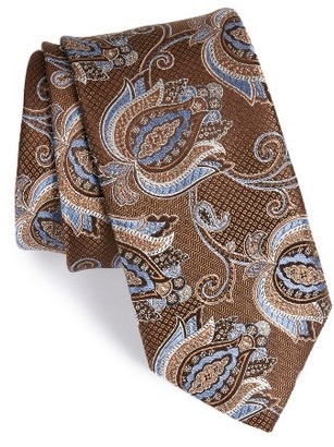 Men's John W. Nordstrom Paisley Silk Tie $89.50 thestylecure.com