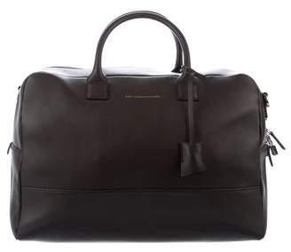 WANT Les Essentiels Leather Douglas Holdall