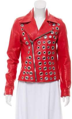 RtA Denim Cleo Leather Jacket