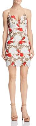 GUESS Farisa Floral Lace Dress