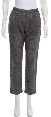 Zero Maria Cornejo High-Rise Patterned Pants w/ Tags