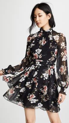 Nicholas High Neck Mini Dress