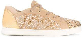Stuart Weitzman Rock Me Baby sneakers