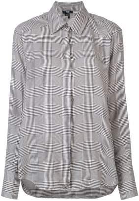 Paige Clemence Glen check shirt