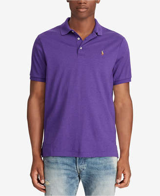 Polo Ralph Lauren Men's Big & Tall Classic Fit Soft Touch Cotton Polo