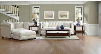 Wayfair Custom Upholstery Josephine Tufted Chesterfield Sofa