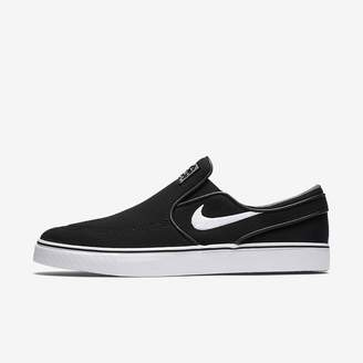 Nike SB Zoom Stefan Janoski Slip-On Canvas Men's Skateboarding Shoe