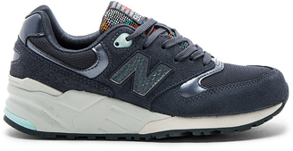 New Balance Ceremonial Sneaker $110 thestylecure.com
