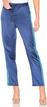 by the way. Kaya Side Stripe Track Pant