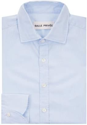 Privee Salle Fine Stripe Shirt