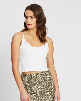 Cotton On Ida Rouched Strappy Cami
