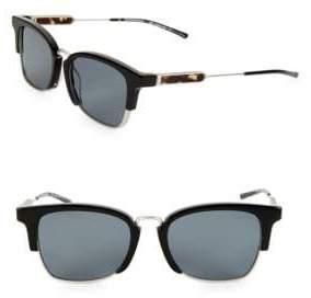 Calvin Klein Square 49MM Sunglasses