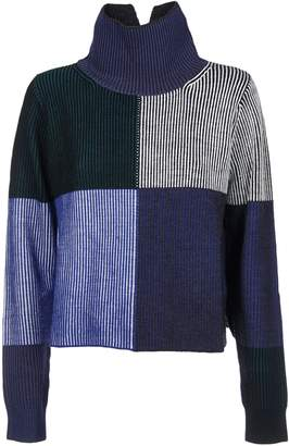 Paul Smith Cropped Turtle Neck Sweater