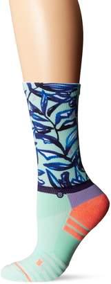 Stance Women's Mint Tree Crew Sock