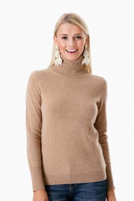 White + Warren Essential Cashmere Turtleneck