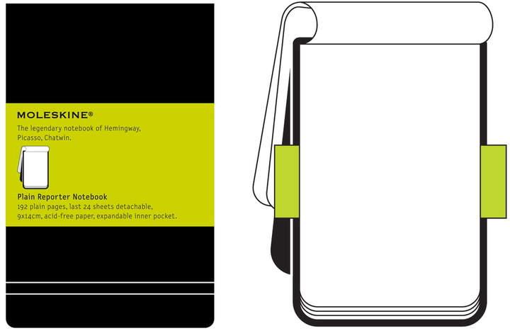 Blanko Notizblock, Pocket