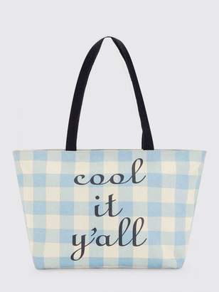 Draper James Cool It Y'all Insulated Tote