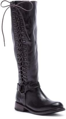 Bed Stu Bed|Stu Burnley Knee-High Corset Boot