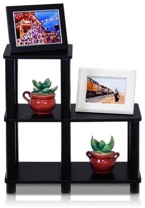 Furinno 14032 Turn-N-Tube Accent Decorative Shelf