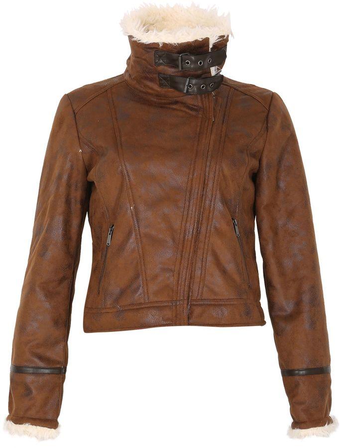 Sheepskin Jackets For Women - ShopStyle Australia