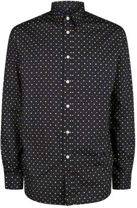 J. Lindeberg David Polka Dot Shirt