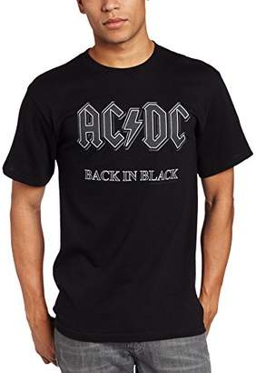 Impact Men's AC/DC Back In Short-Sleeve T-Shirt