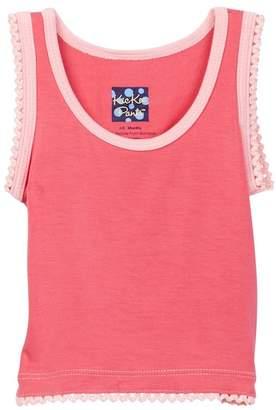 Kickee Pants Solid Undershirt Tank Top (Baby, Toddler, Little & Big Girls)