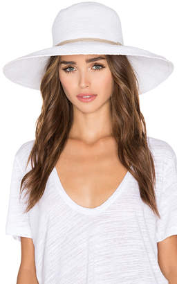 ale by alessandra Praia Hat in White. $52 thestylecure.com