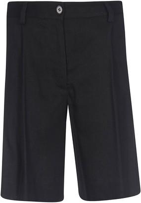 Barena High Waist Shorts