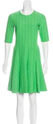 Rag & Bone Textured Knee-Length Dress
