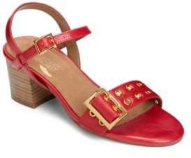 Aerosoles Midtown Open-Toe Ankle-Strap Sandals