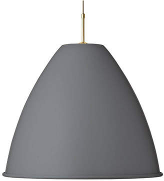 Bestlite BL9L Pendant Light - Grey/Brass